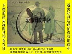 二手書博民逛書店【罕見】Yesterday s Sandwich 2008年出版