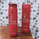 韓國 MASIL *不含矽靈* 三次方沙龍CMC修復洗髮精 300ml