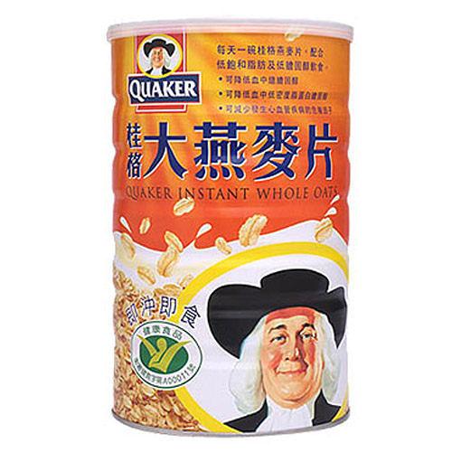 桂格大燕麥片800g