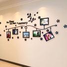 簡約照片墻 相框墻現代客廳臥室相片墻 jy掛墻相框組合創意掛墻相片墻【快速出貨八折搶購】