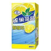 雀巢茶品 檸檬茶(經典檸檬) 300ml (24入)/箱