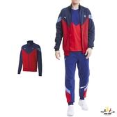 Puma BMW 紅藍色 外套 男 棉質外套 聯名款 運動 休閒 慢跑 拼接 立領外套 59799404