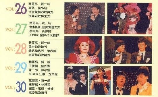 豬哥亮爆笑訪問秀 第6套 VCD  第26~30集 (購潮8)