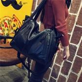 女包大包大容量軟皮2018新款秋冬簡約時尚百搭手提包側背包斜挎包