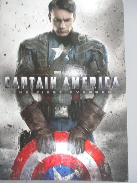 【書寶二手書T1/原文小說_IHQ】Captain America_Rudnick, Elizabeth (ADP)/ Markus, Christo