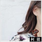 耳環【8115】韓系甜美花朵耳釘 淑女氣質花骨朵耳環耳針
