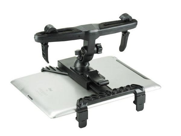 【強尼 3c】蘋果ipad支架IPAD3後座車架平板支架 平板電腦支架 車載支架 導航儀 汽車支架