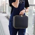 化妝箱 2019新款專業跟妝師化妝包女便攜大容量手提網紅旅行化妝品收納箱 1995生活雜貨NMS