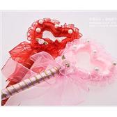 婚禮小物 心心相戀禮桌簽名筆(2支入)-簽名筆/婚禮用品/禮桌簽名筆 幸福朵朵