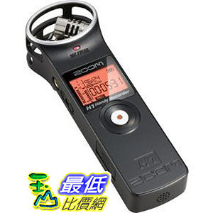 [美國直購 ShopUSA]   Zoom ZH1 Handy Recorder