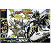 《 TOMICA 》DXS 新幹線變形機器人N700S希望號 / JOYBUS玩具百貨