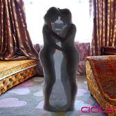 雙12特價潤滑液CICILY透明全包透視雙人捆綁連體衣緊身連身絲襪膚色成人SM遊戲角色扮演整人道具
