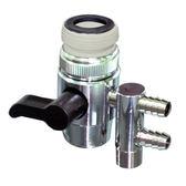 濾水器切換開關雙向3分管