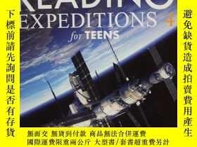 二手書博民逛書店Reading罕見Expeditions for Teens 4