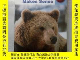 二手書博民逛書店Math罕見Makes Sense 4 艾迪生衛斯理數學道理Y2