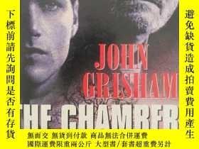 二手書博民逛書店毒氣室罕見the chamber(英文原版驚悚小說) BT(外