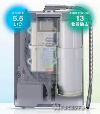 【日本原裝】普德-長江 鹼性離子電解水整水器 HI-TA817 加碼送三項好禮  **全省免費+基本安裝**