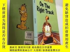 二手書博民逛書店on罕見the right track 在正確的軌道上Y200392 不祥 不祥