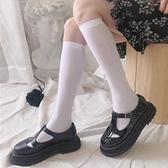 jk制服小腿襪白色中筒夏季薄款絲襪襪子女日系夏天長襪天鵝絨瘦腿 【端午節特惠】