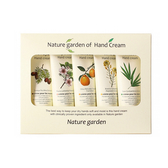 Nature Garden 經典護手霜禮盒(5入)【康是美】