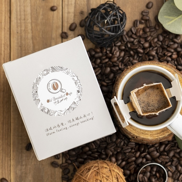 【行家珈琲】哥倫比亞Excelso濾掛式咖啡(10包/盒)