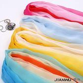 紗巾女防曬沙灘巾多功能海灘超大披肩夏天