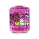 《享亮商城》NO.45002-PK 粉紅 3/4吋彩色長尾夾 ABEL