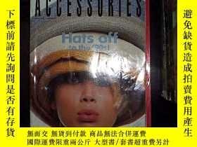 二手書博民逛書店ACCESSORIES罕見JANUARY 1990 1Y1808
