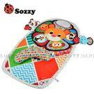 ☆╮寶貝丹童裝╭☆ SOZZY 嬰兒遊戲毯 / 爬爬毯 / 寶寶爬行墊毯 / 防水隔尿 / 寶寶玩具 現貨