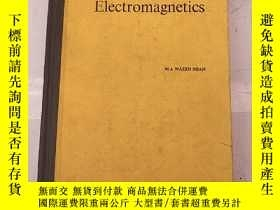 二手書博民逛書店fundamentals罕見of electromagnetic