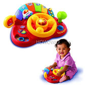 Vtech 寶寶玩具 - 兒童學習駕方向盤 - 116036 好娃娃