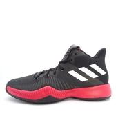 Adidas Mad Bounce [CQ0490] 男鞋 運動 籃球 避震 黑 紅 白 愛迪達