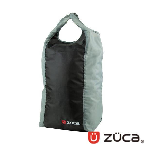 ZUCA 摺疊長型收納袋 ZSS-308『黑/灰』收納|摺疊|防撕裂|購物|旅遊