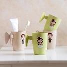 [超豐國際]天使之翼情侶漱口杯塑料刷牙杯...
