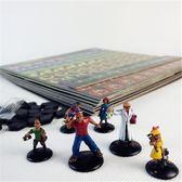 小黑屋桌游山屋驚魂中文二版新增8個劇本高質量彩色人偶游戲卡牌