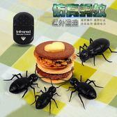 兒童惡搞創意遙控螞蟻整人動物玩具男孩新奇抖音整蠱禮物電動仿真 可可鞋櫃
