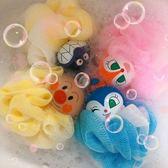 熱賣日本面包超人沐浴球嬰幼兒浴室玩具藍精靈搓澡球戲水玩水玩具 兒童玩具