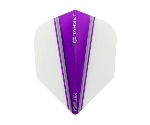 【TARGET】VISION ULTRA SHAPE WhiteWing Purple 331430 鏢翼 DARTS