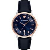 【Emporio Armani】/時尚簡約錶(男錶 女錶 Watch)/AR11188/台灣總代理原廠公司貨兩年保固