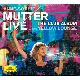 慕特神采 Yellow Lounge古典新創意 CD Annie-Sophie Mutter  The Club Al