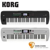 Korg i3 61鍵數位合成器/編曲工作站【原廠公司貨一年保固/具力度感應/Music Workstation/Korg-i3】