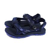 G.P 阿亮代言 運動型 涼鞋 黑/藍 男鞋 G0793-20 no256
