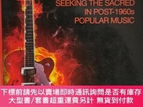 二手書博民逛書店上帝與吉他:20世紀60罕見後期流行音樂 Gods and Guitars : Seeking the Sacre