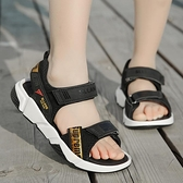 男童涼鞋 夏季男童涼鞋軟底防滑小學生男孩兒童鞋中大童歲 城市科技