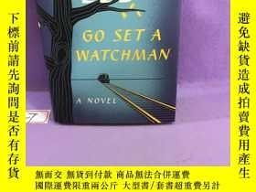 二手書博民逛書店Go罕見Set a Watchman 設立守望者【 英文原版 (