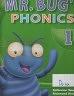 二手書R2YB《MR. BUG S PHONICS 1》1997-EISELE-