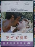 挖寶二手片-P01-051-正版DVD*電影【愛慾來襲時】-蕾雅瑟杜*塔哈拉希姆