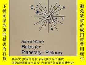 二手書博民逛書店Rules罕見For Planetary PicturesY364682 Ludwig Rudolph Pen