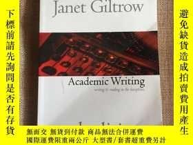 二手書博民逛書店Academic罕見WritingY2154 Janet Gil