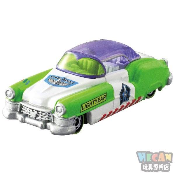 TOMICA迪士尼小汽車 DM-20 巴斯光年夢幻小汽車 (DISNET MOTORS) 12810